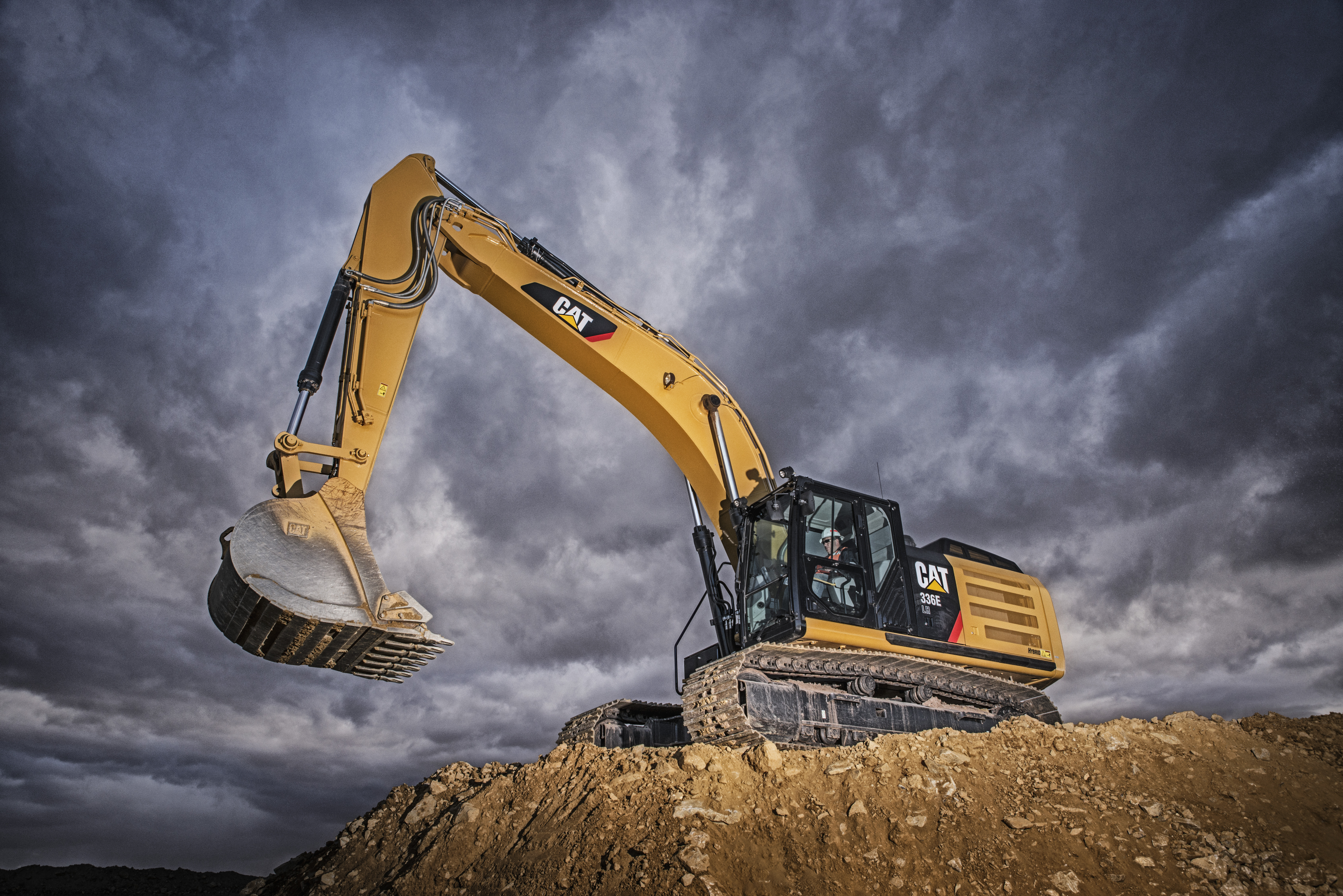Caterpillar Excavator Wallpapers Vehicles HQ Caterpillar