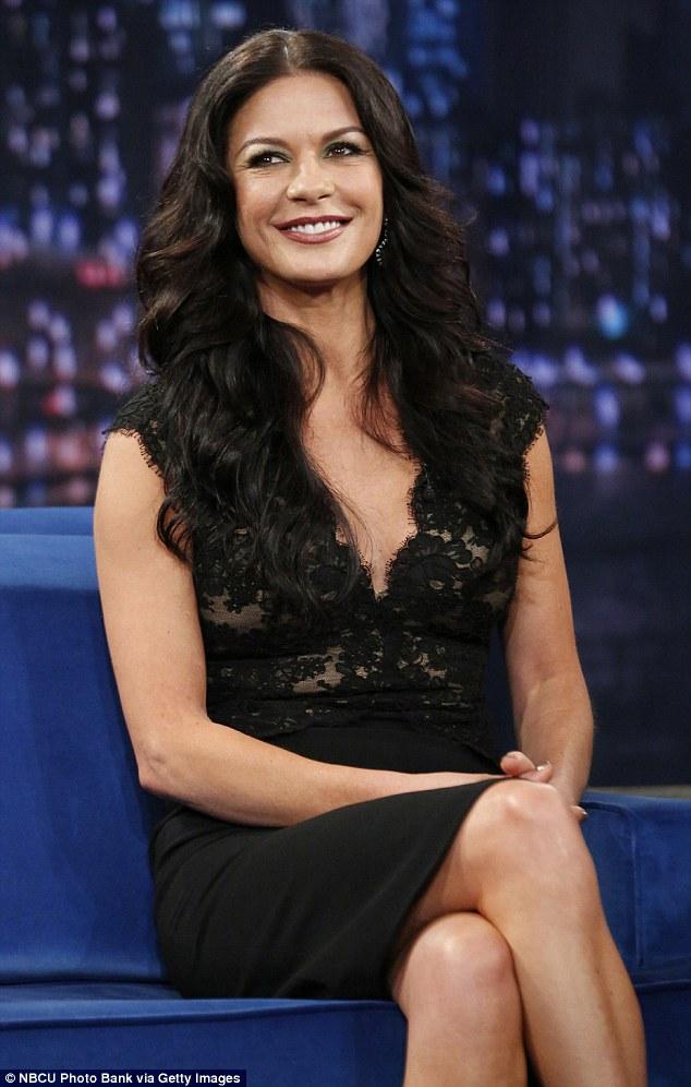 Catherine Zeta-Jones Pics, Celebrity Collection