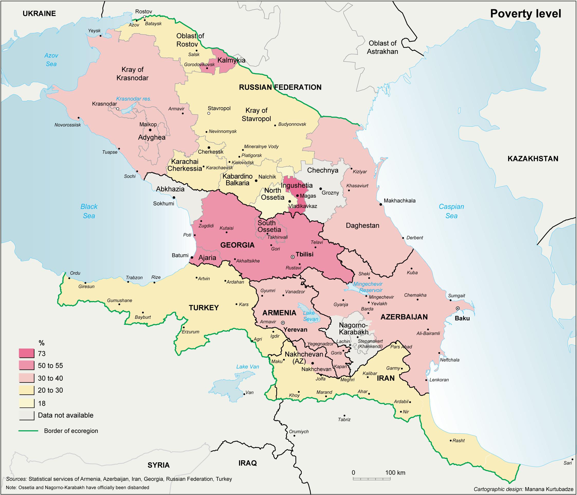Caucasus #5