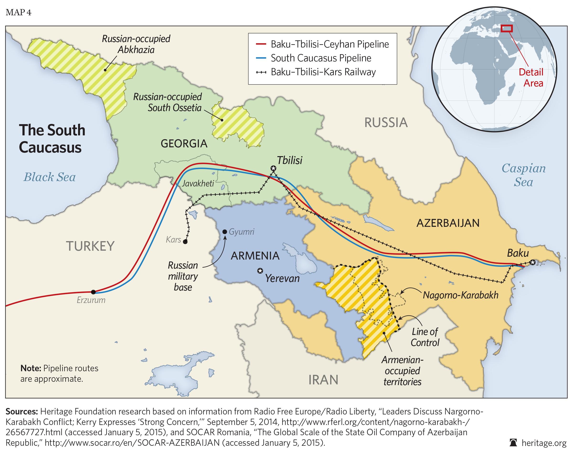 Caucasus #6