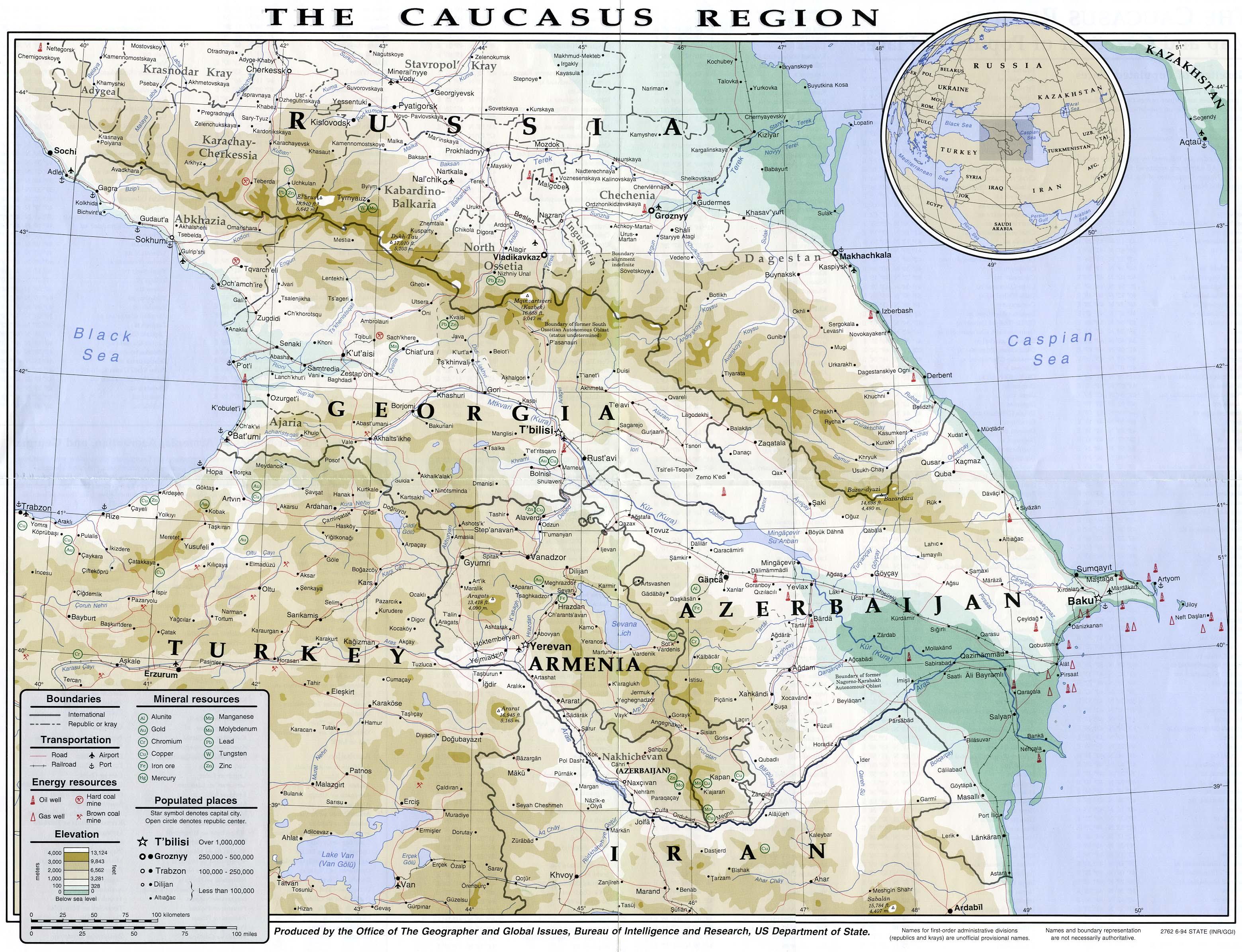Caucasus #9