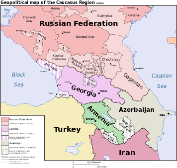 Caucasus #12