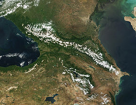 Caucasus #18