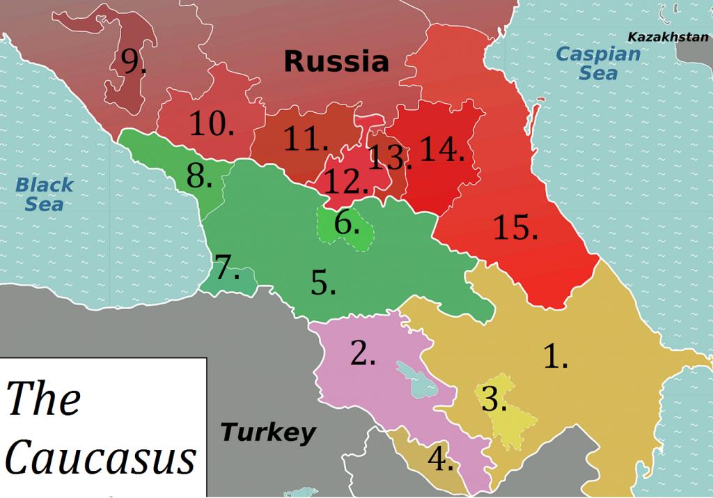 Caucasus #23