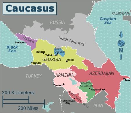 Caucasus #13
