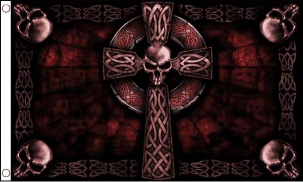 Amazing Celtic Cross Flag Pictures & Backgrounds
