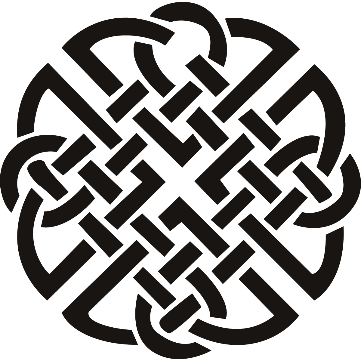 Nice Images Collection: Celtic Knot Desktop Wallpapers