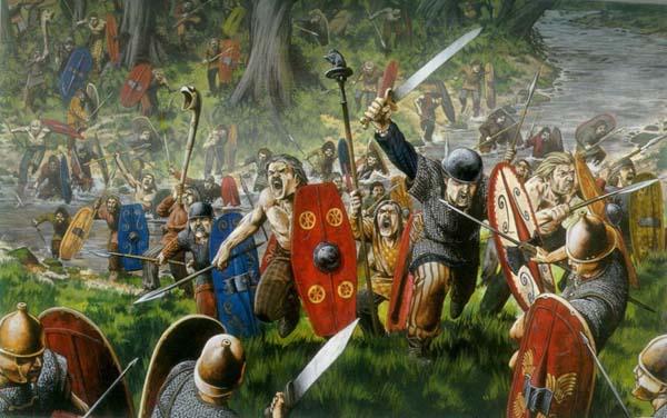 HQ Celtic Warriors Wallpapers   File 58.3Kb