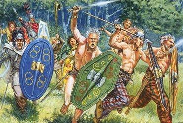 High Resolution Wallpaper   Celtic Warriors 370x248 px
