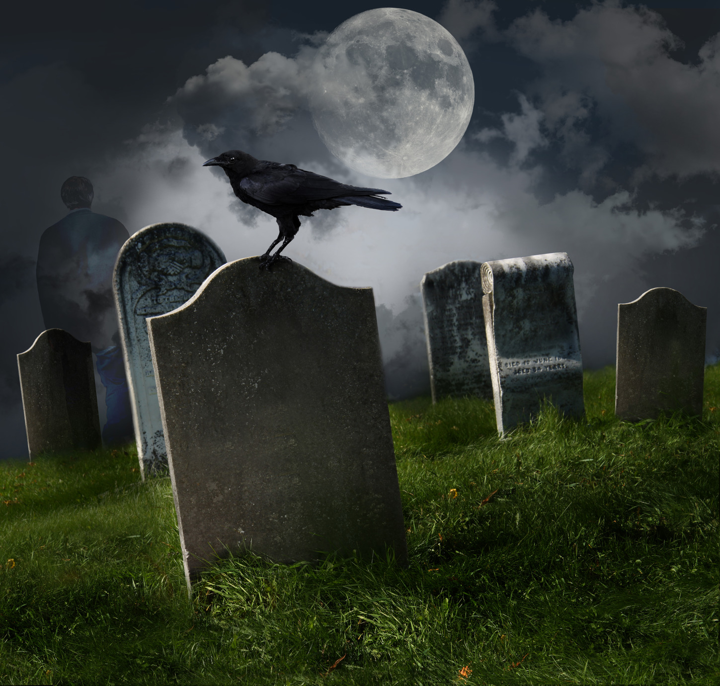 Amazing Cemetery Pictures & Backgrounds