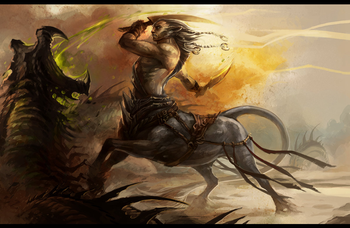 Centaur #7