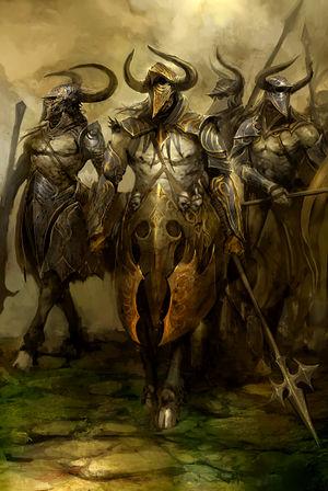 Amazing Centaur Pictures & Backgrounds
