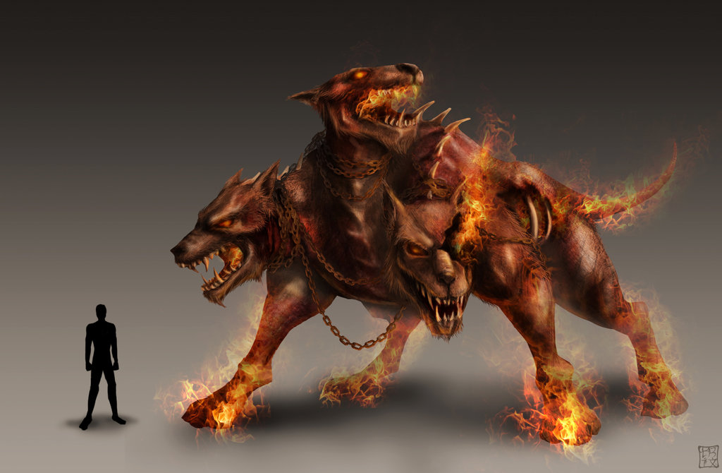 Cerberus High Quality Background on Wallpapers Vista