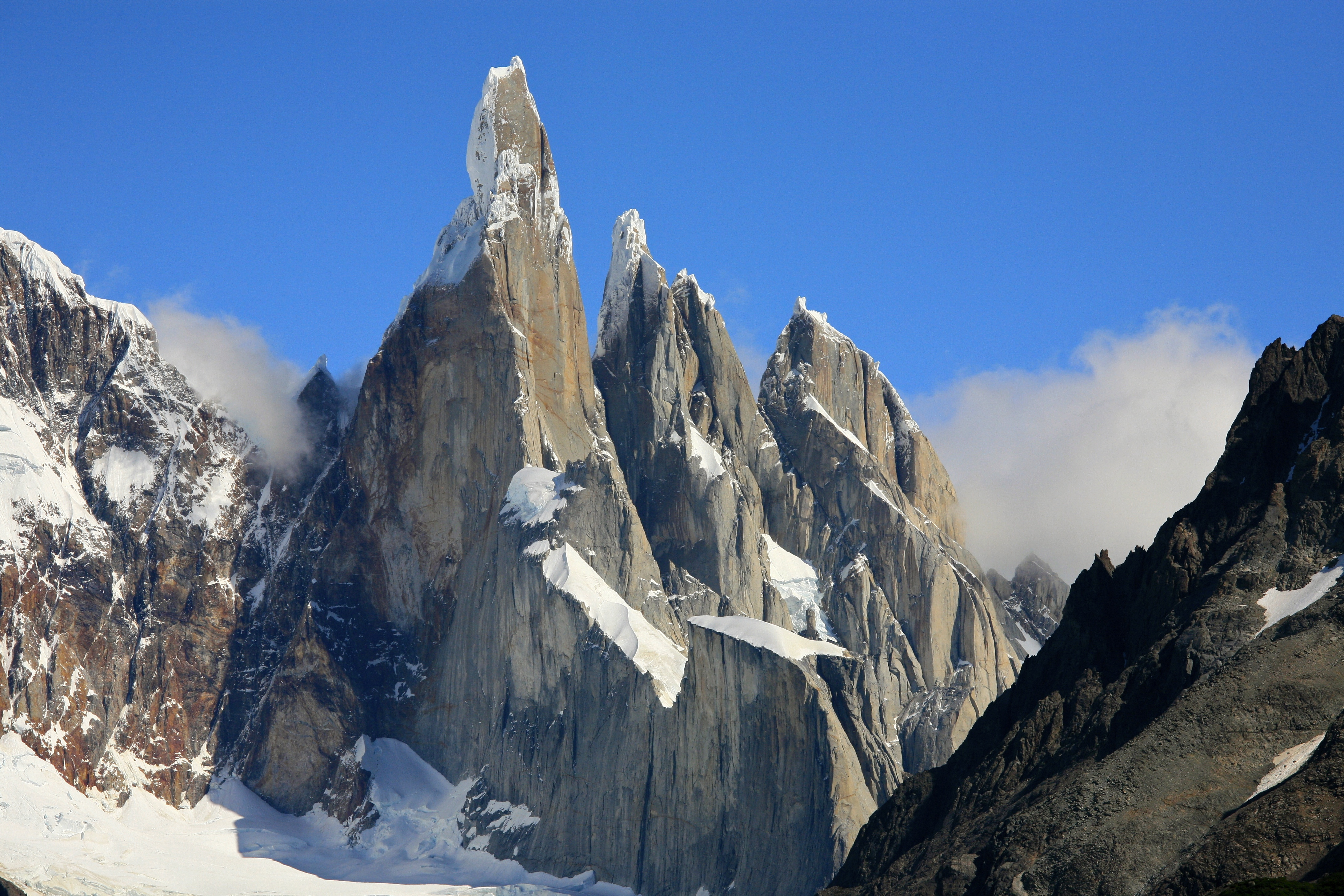 Cerro Torre High Quality Background on Wallpapers Vista
