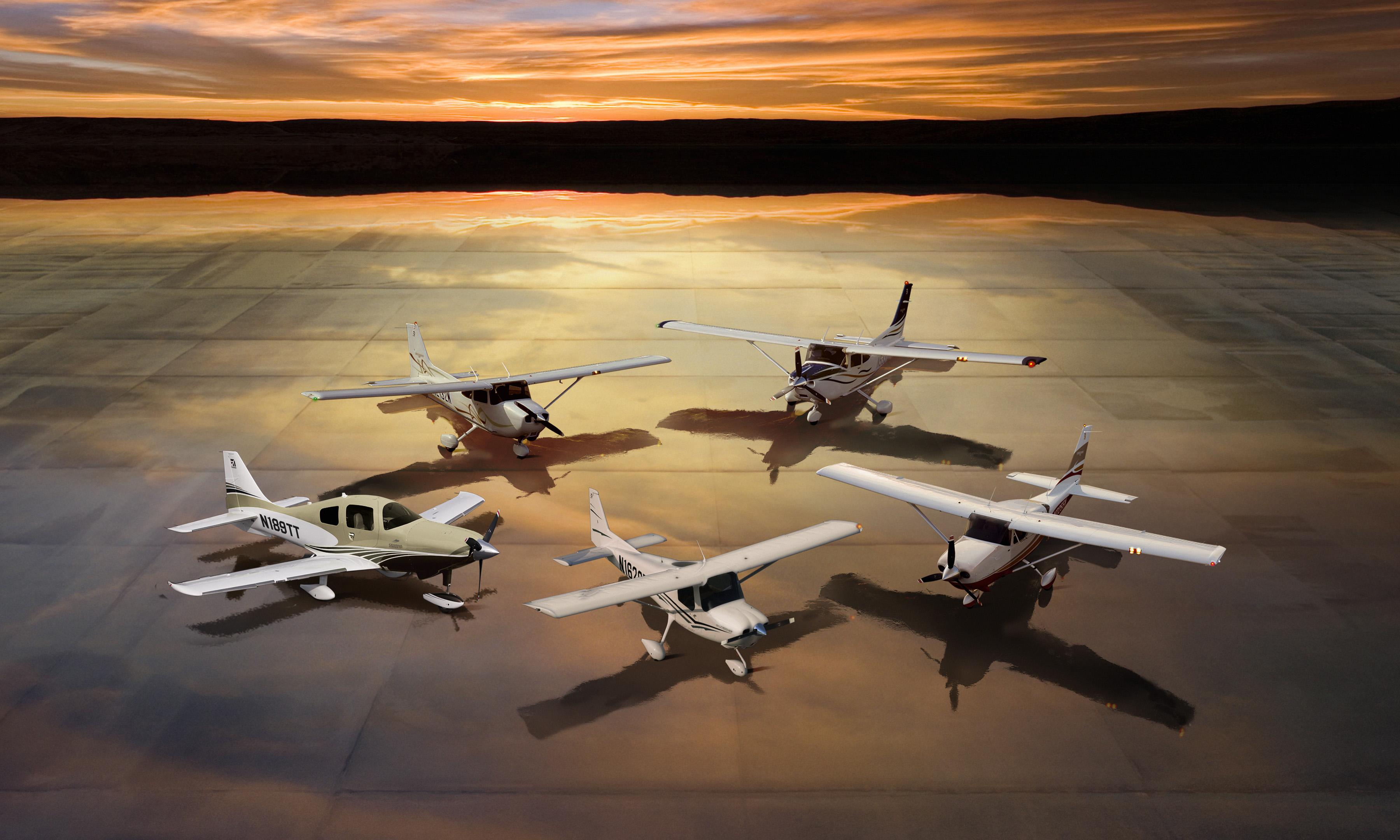 Cessna Backgrounds, Compatible - PC, Mobile, Gadgets| 3600x2160 px