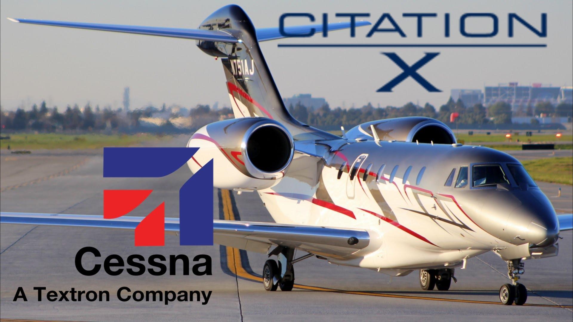 Cessna 750 Citation X Backgrounds, Compatible - PC, Mobile, Gadgets| 1920x1080 px