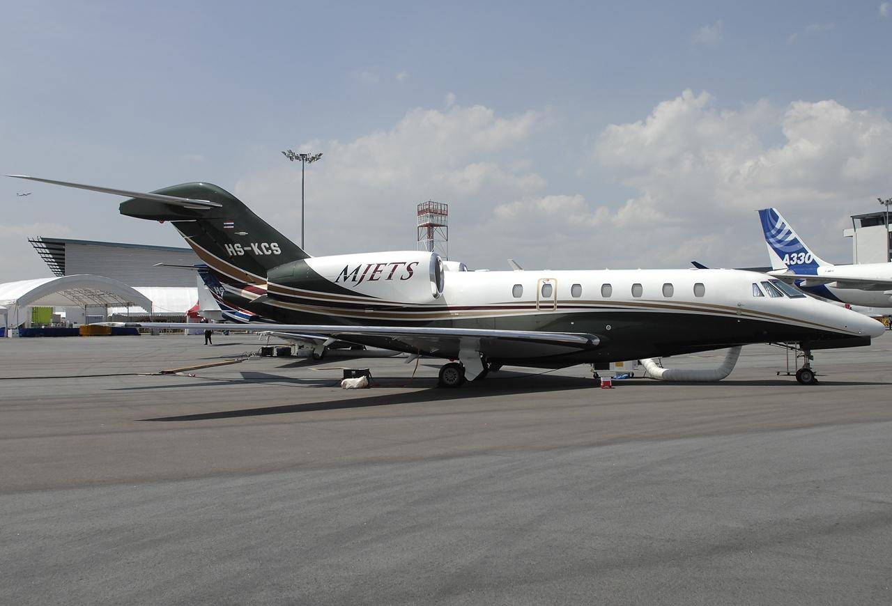 Images of Cessna 750 Citation X | 1280x870