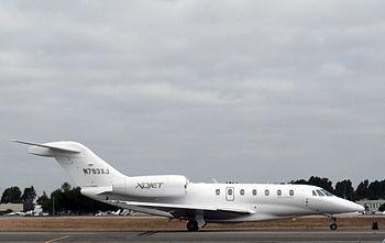 350x221 > Cessna 750 Citation X Wallpapers