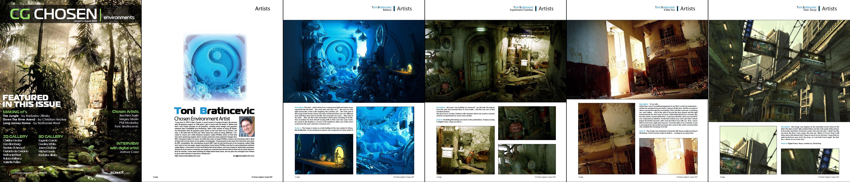 Cg Chosen: Enviroments Pics, CGI Collection