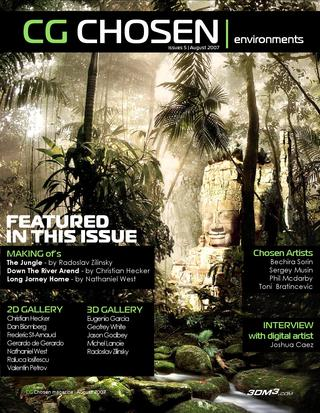 Amazing Cg Chosen: Enviroments Pictures & Backgrounds