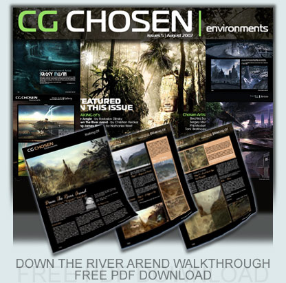 Cg Chosen: Enviroments #25