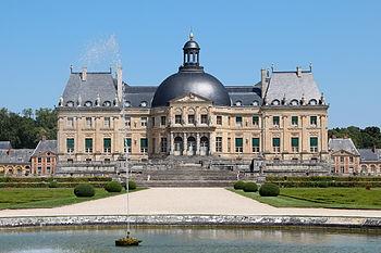 Vaux-le-Vicomte Backgrounds on Wallpapers Vista