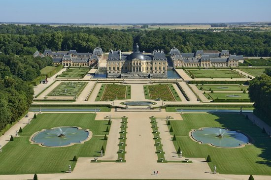 High Resolution Wallpaper | Vaux-le-Vicomte 550x366 px