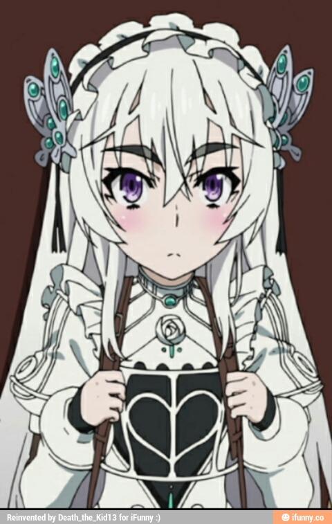 Chaika -The Coffin Princess- HD wallpapers, Desktop wallpaper - most viewed