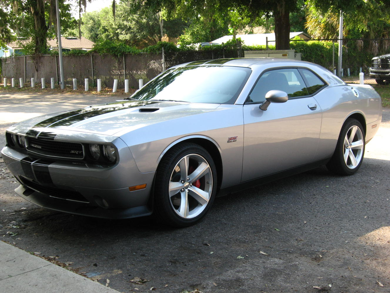 Challenger SRT8 392 High Quality Background on Wallpapers Vista