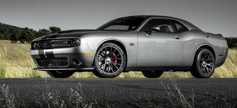 Challenger SRT8 392 Pics, Vehicles Collection