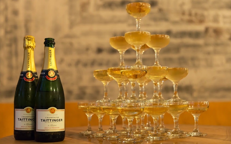 HD Quality Wallpaper | Collection: Food, 800x500 Champagne