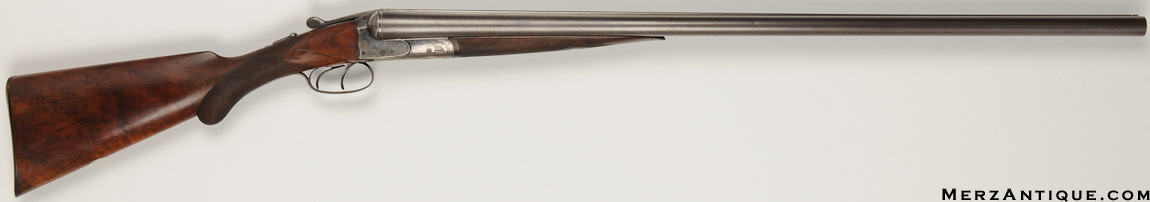 HD Quality Wallpaper | Collection: Weapons, 1150x202 Charles Daly Hammerless Shotgun