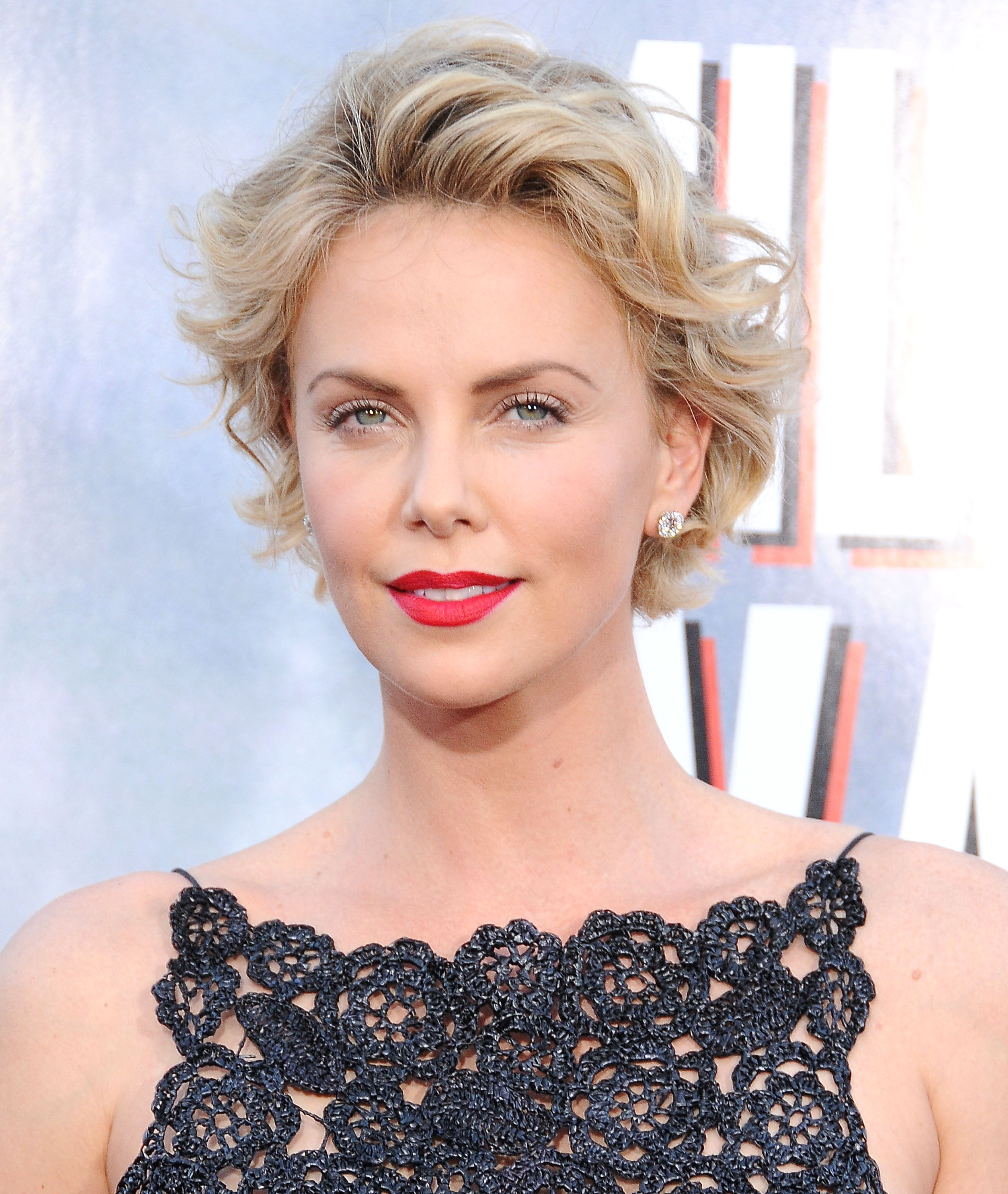Charlize Theron Pics, Celebrity Collection