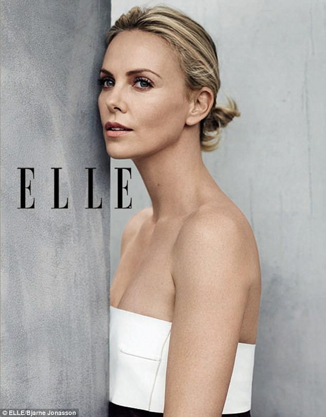 634x812 > Charlize Theron Wallpapers