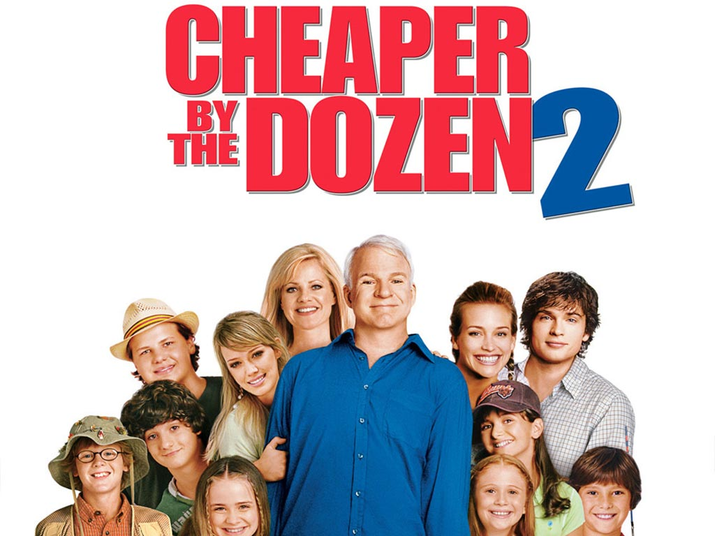 Cheaper By The Dozen 2 Wallpapers Movie Hq Cheaper By The Dozen 2 Pictures 4k Wallpapers 2019