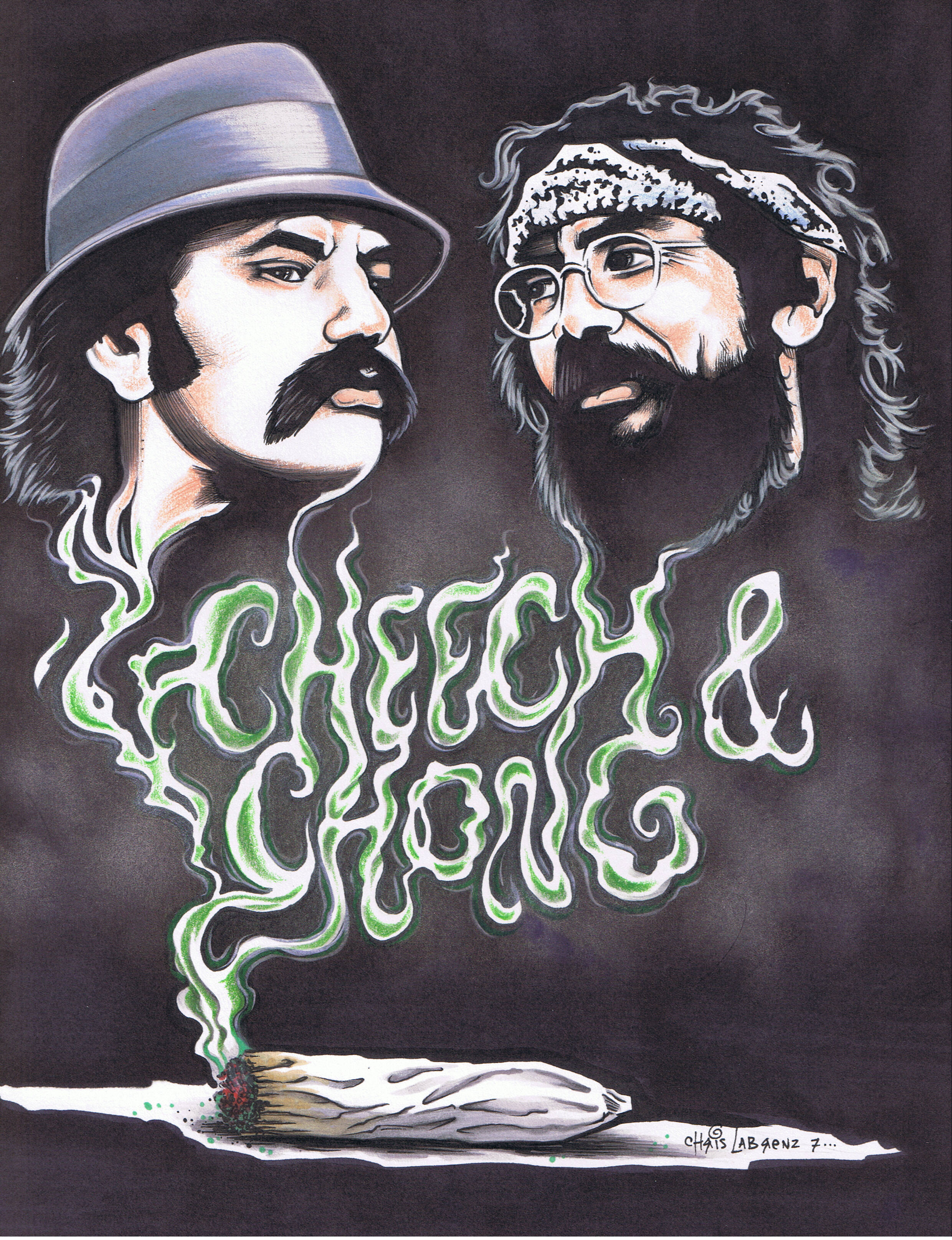 Cheech And Chong Backgrounds, Compatible - PC, Mobile, Gadgets| 2480x3229 px