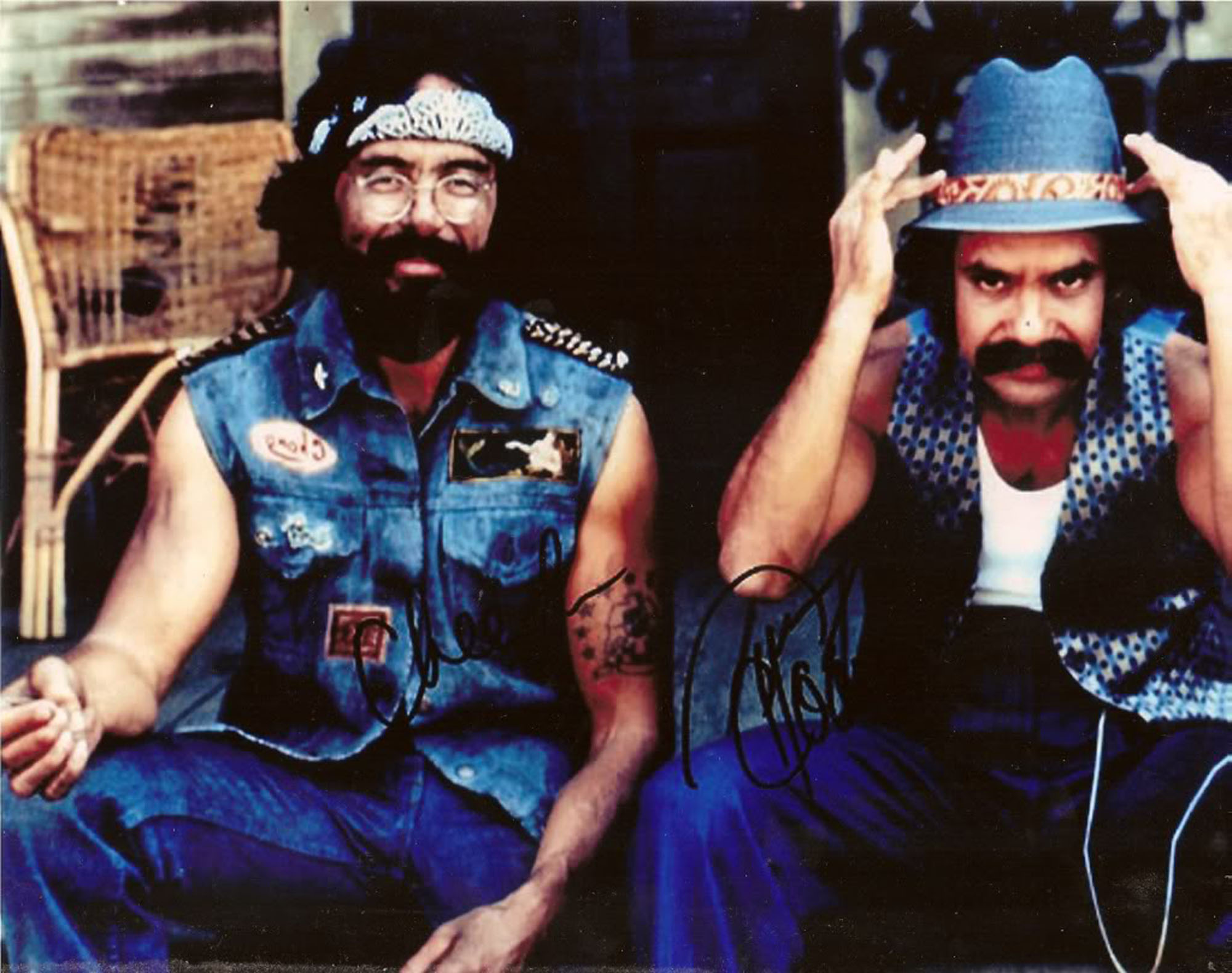 HD Quality Wallpaper | Collection: Celebrity, 2000x1580 Cheech And Chong