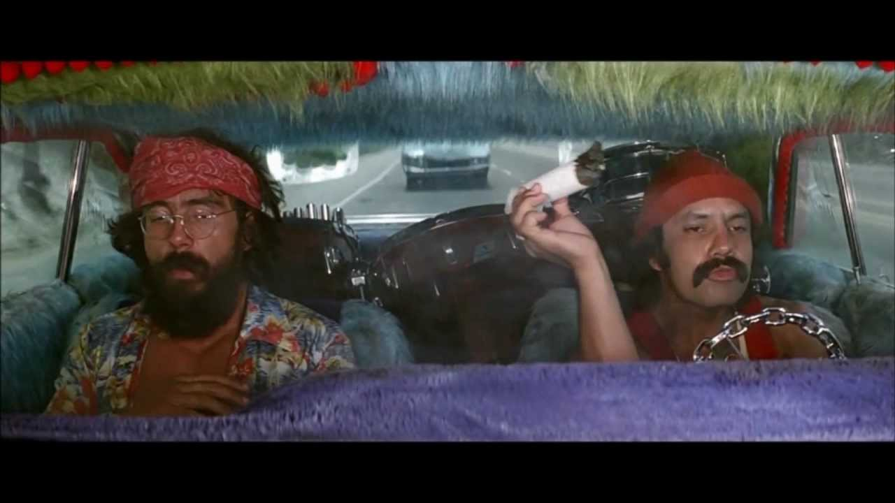 Cheech And Chong #12