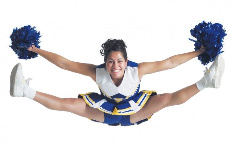 Nice Images Collection: Cheerleader Desktop Wallpapers