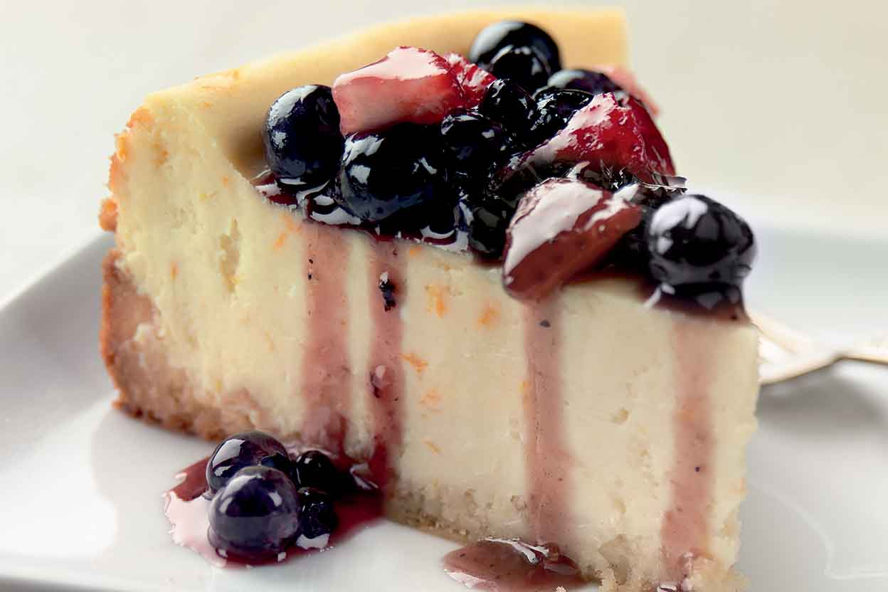 Nice Images Collection: Cheesecake Desktop Wallpapers