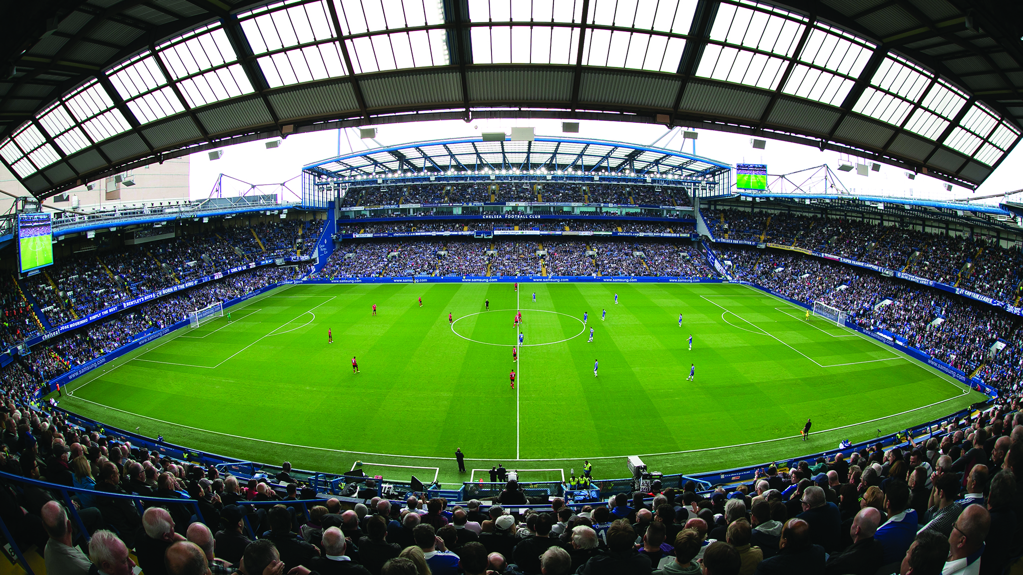 Chelsea F.C. High Quality Background on Wallpapers Vista