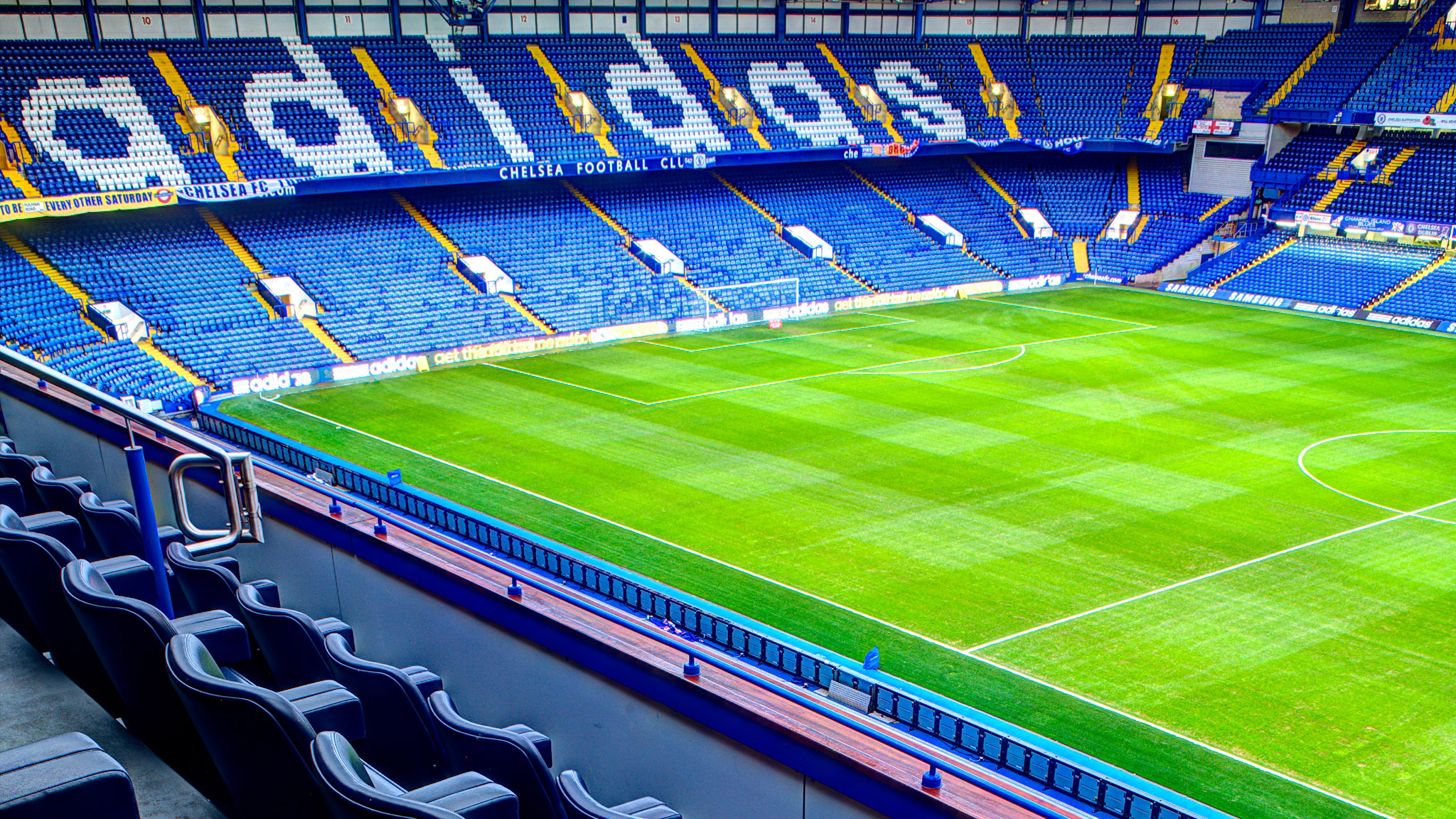 2048x1152 > Chelsea F.C. Wallpapers