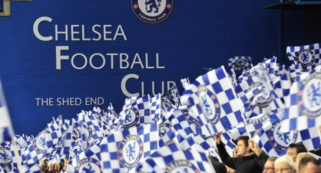 High Resolution Wallpaper | Chelsea F.C. 636x342 px