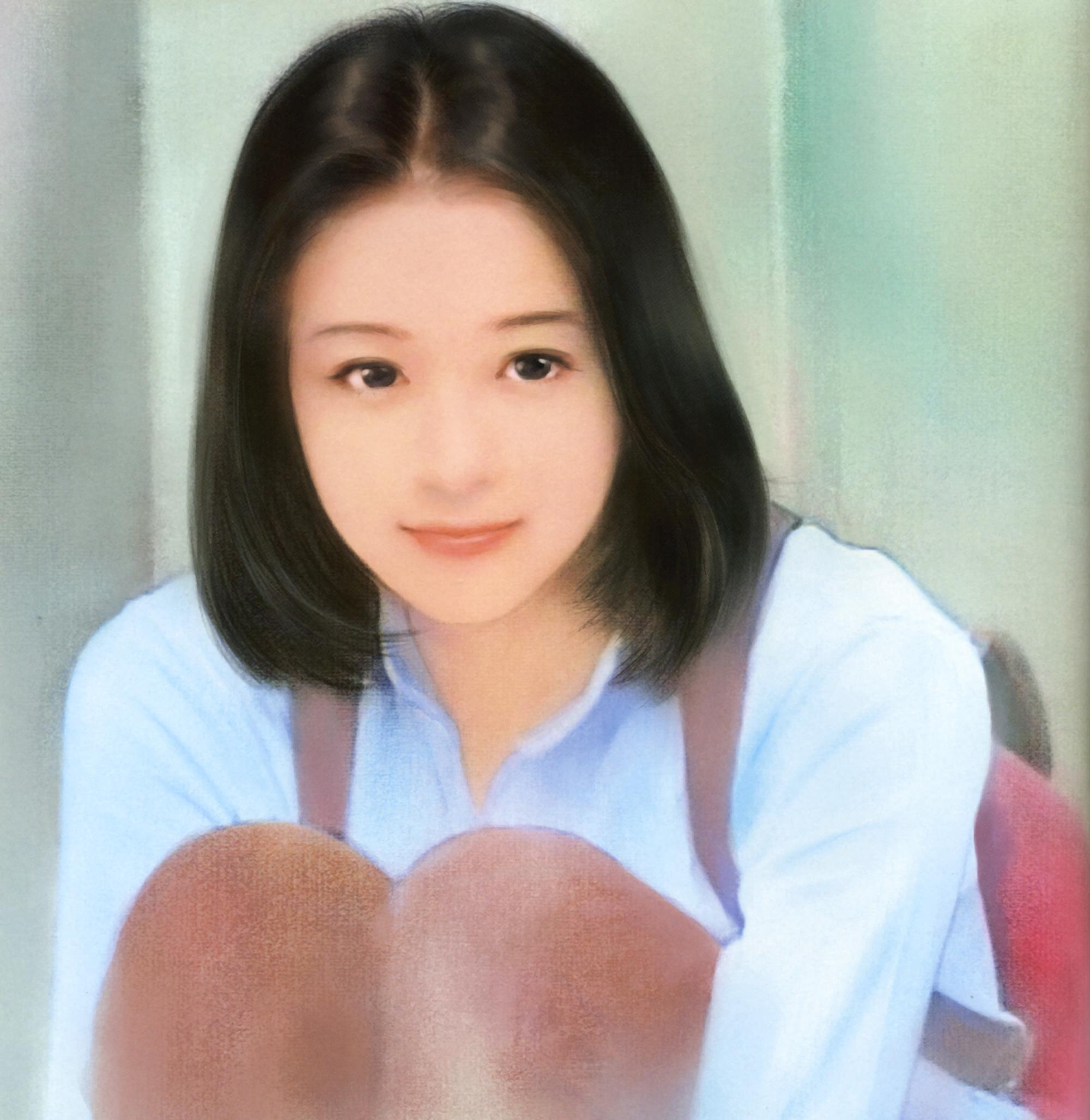 Nice wallpapers Chen Shu 2000x2056px