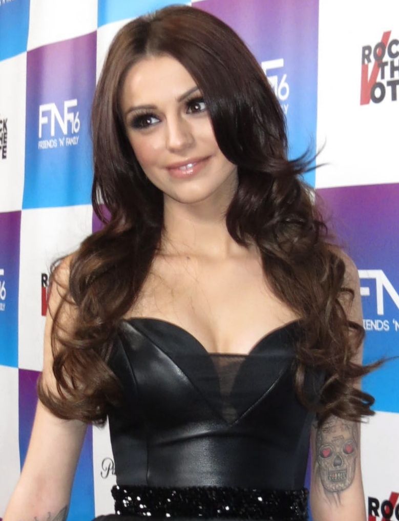 Nice wallpapers Cher Lloyd 779x1017px