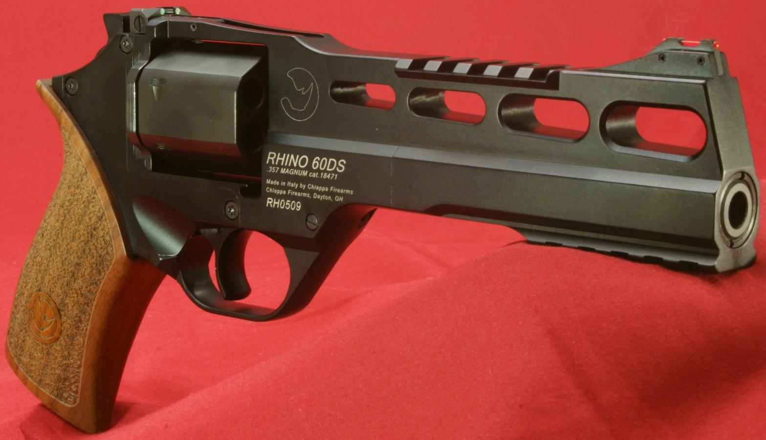 HQ Chiappa Rhino Revolver Wallpapers | File 550.32Kb