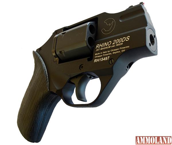 Nice wallpapers Chiappa Rhino Revolver 600x509px