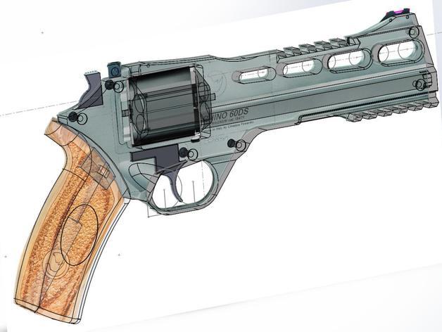 Images of Chiappa Rhino Revolver | 628x472