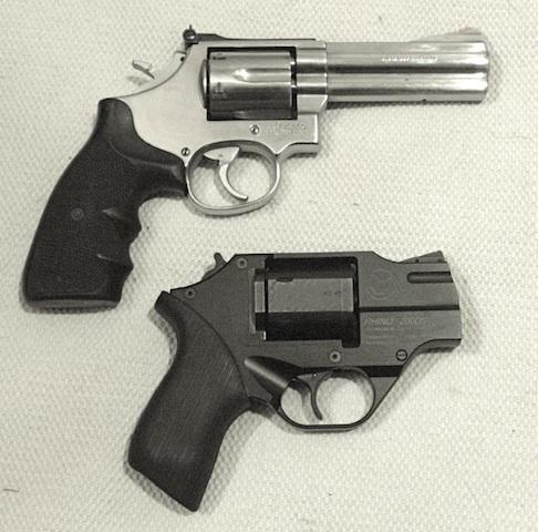 Chiappa Rhino Revolver Pics, Weapons Collection