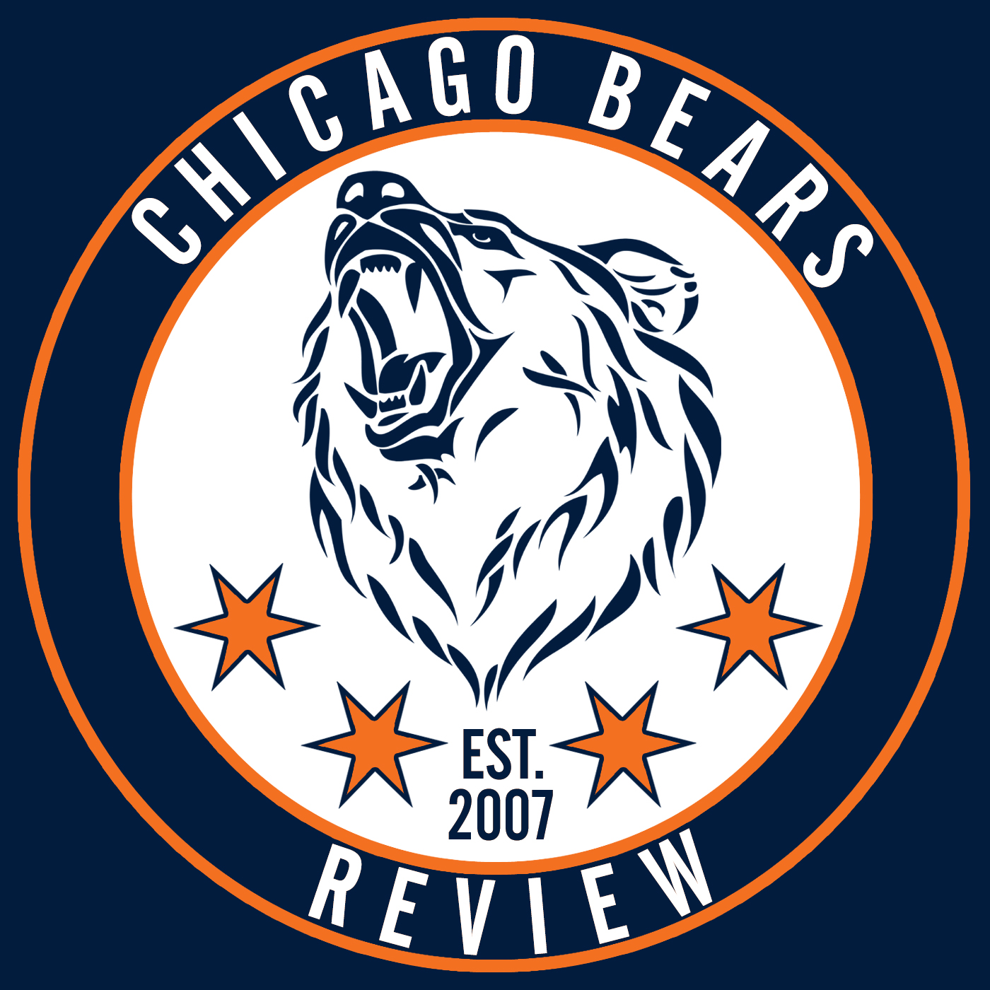 Nice wallpapers Chicago Bears 1400x1400px